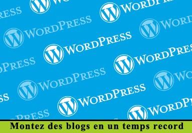 Acheter des comptes Wordpress