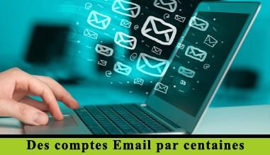 Acheter des comptes Email