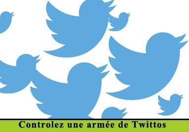 Acheter des comptes Twitter
