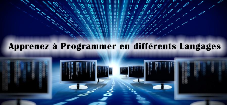 Forum Programmation : Conseils, trucs et astuces pour progresser avec les différents langages de programmation.