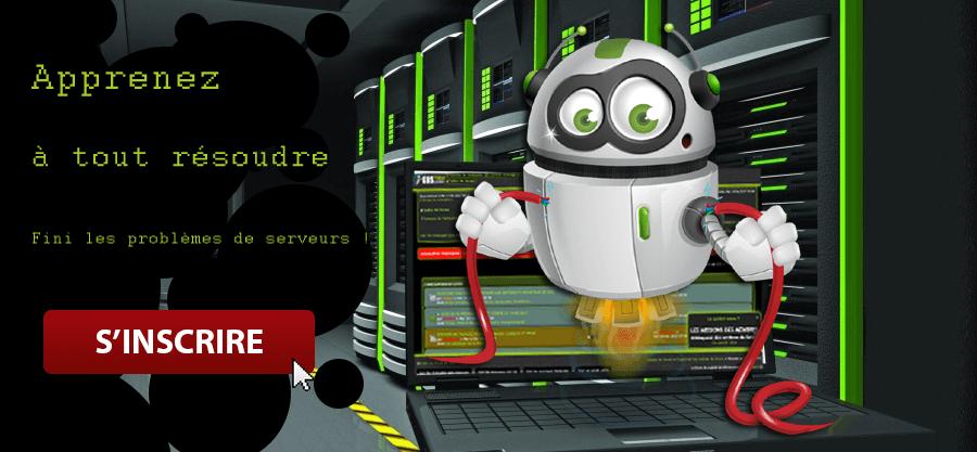 Forum administrateur de serveur : Partagez bons plans, astuces et problèmes d'administrateurs de serveurs dédiés de tout types.