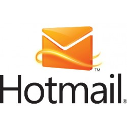 Pack 100 comptes Hotmail