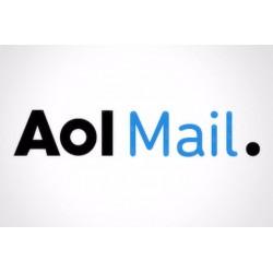 Pack 100 comptes AOL.com