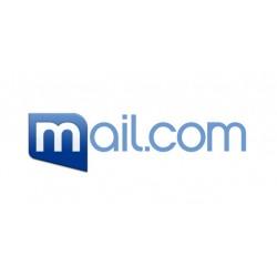 Pack 1000 comptes Mail.com