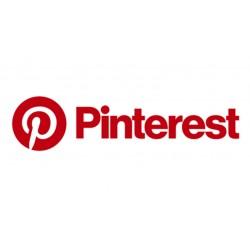 Pack 100 comptes Pinterest.com