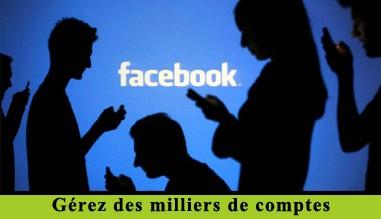 Acheter des comptes Facebook