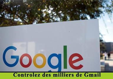 Acheter des comptes Gmail